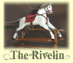 The Rivelin Rocking Horse to buy from Ringinglow Rocking Horses